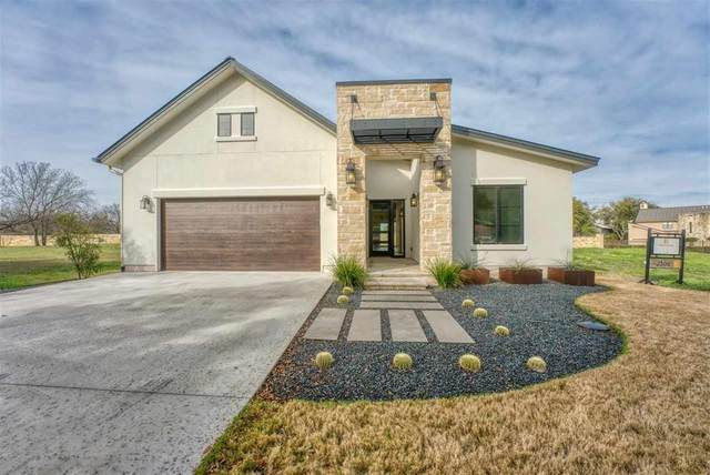 2506 Diagonal Dr, Horseshoe Bay, TX 78657 (#4000226) :: Papasan Real Estate Team @ Keller Williams Realty