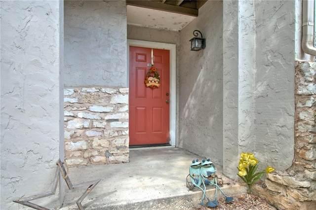 6810 Deatonhill Dr #107, Austin, TX 78745 (#4000966) :: Watters International