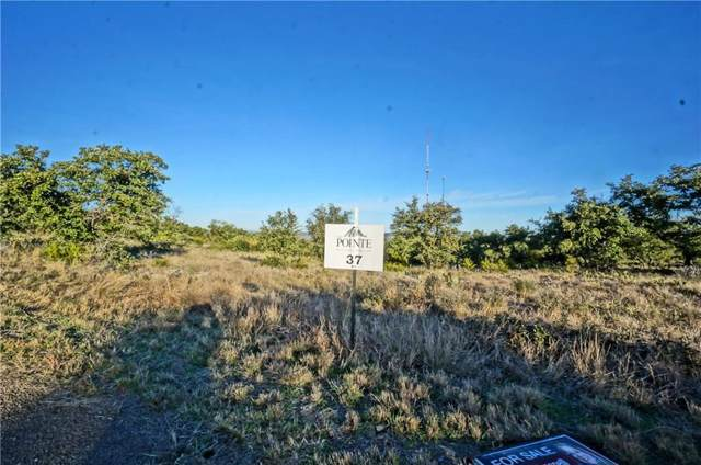 Lot 37 Lookout Mount Lookout Mtn West Lot 37T Mtn, Kingsland, TX 78639 (#4001070) :: The Perry Henderson Group at Berkshire Hathaway Texas Realty