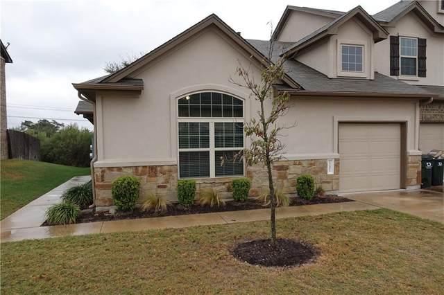1701 S Bell Blvd #1201, Cedar Park, TX 78613 (#4005676) :: Watters International