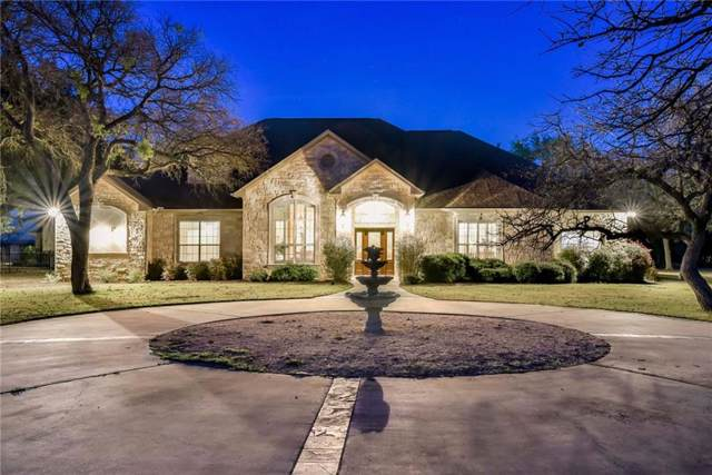 630 W Ridgewood Rd, Georgetown, TX 78633 (#4005962) :: Lauren McCoy with David Brodsky Properties