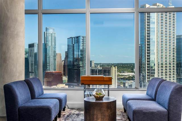 501 West Ave #2403, Austin, TX 78701 (#4006623) :: The Heyl Group at Keller Williams