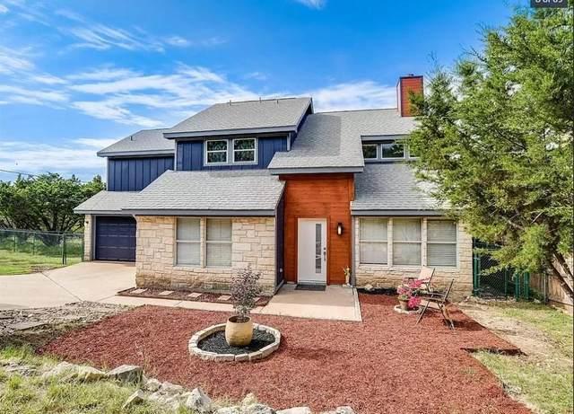 20916 High Dr, Lago Vista, TX 78645 (#4009289) :: Zina & Co. Real Estate