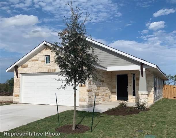 264 Gaida Loop Loop, Georgetown, TX 78628 (#4009587) :: Ana Luxury Homes