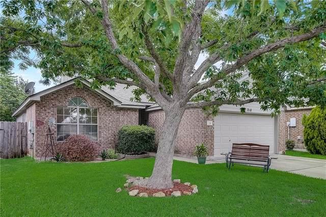 218 Claris Ln, Georgetown, TX 78626 (#4011792) :: Sunburst Realty