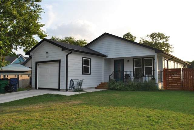400 Booth St, Taylor, TX 76574 (#4012172) :: R3 Marketing Group