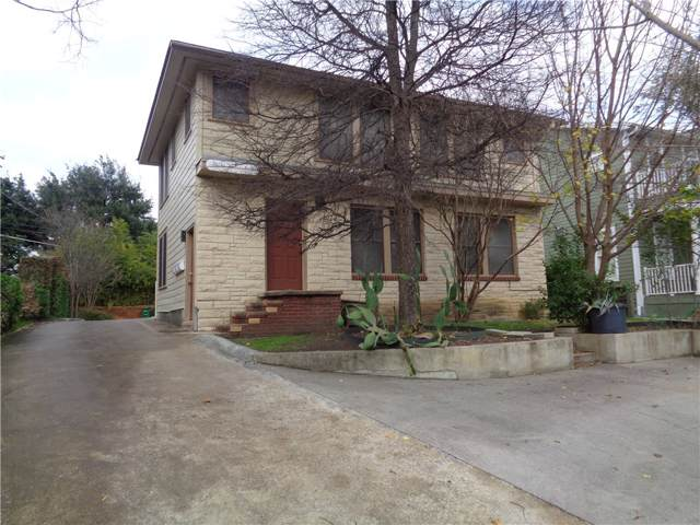 1606 Ethridge Ave A, Austin, TX 78703 (#4012819) :: The Perry Henderson Group at Berkshire Hathaway Texas Realty