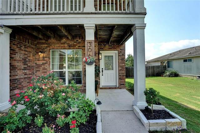 306 Lidell St, Hutto, TX 78634 (#4014701) :: Zina & Co. Real Estate