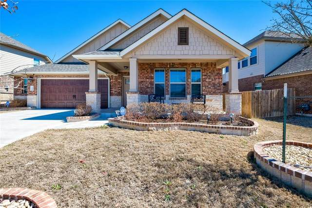 707 Hereford Loop, Hutto, TX 78634 (#4014711) :: RE/MAX IDEAL REALTY