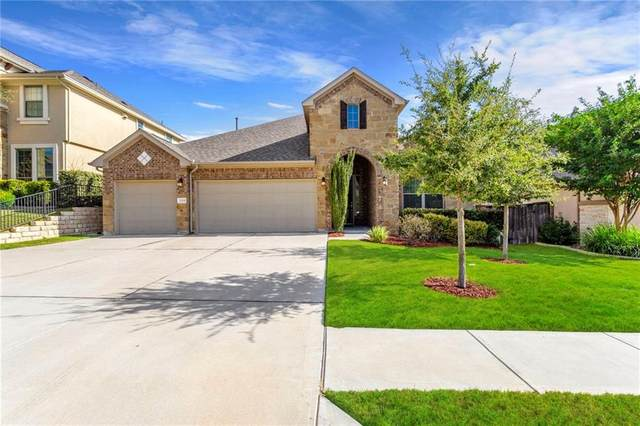 2209 Lookout Knoll Dr, Leander, TX 78641 (#4016191) :: Front Real Estate Co.