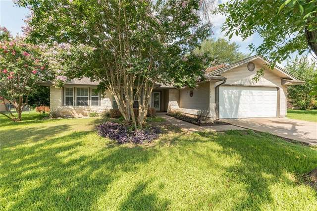 3412 Broken Spoke Trl, Georgetown, TX 78628 (#4017177) :: Papasan Real Estate Team @ Keller Williams Realty