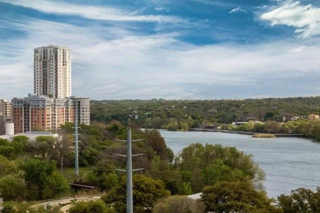 98 San Jacinto Blvd #901, Austin, TX 78701 (#4017286) :: The ZinaSells Group