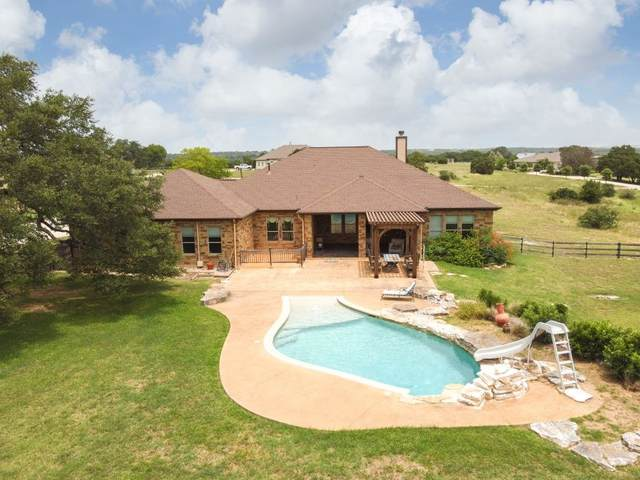207 Lone Spur Ln, Driftwood, TX 78619 (#4017465) :: The Perry Henderson Group at Berkshire Hathaway Texas Realty