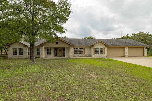 501 County Road 207, Liberty Hill, TX 78642 (#4018928) :: First Texas Brokerage Company