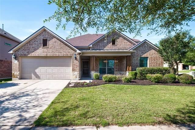 902 Madrone Dr, Georgetown, TX 78628 (#4019578) :: Papasan Real Estate Team @ Keller Williams Realty
