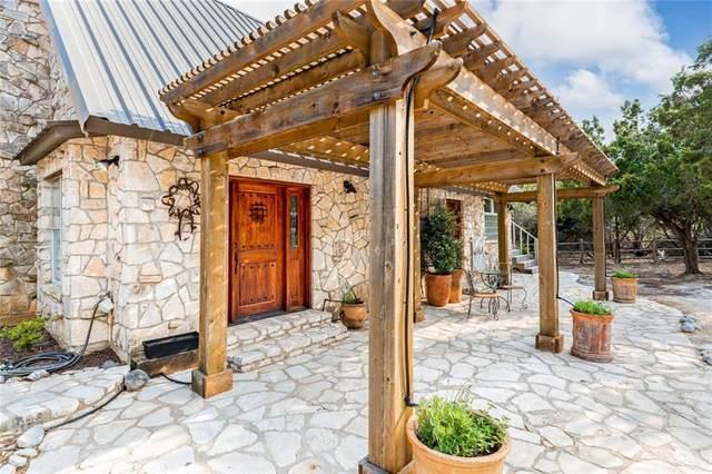 109 Blue Sage Trl, Ingram, TX 78024 (#4020355) :: Ben Kinney Real Estate Team