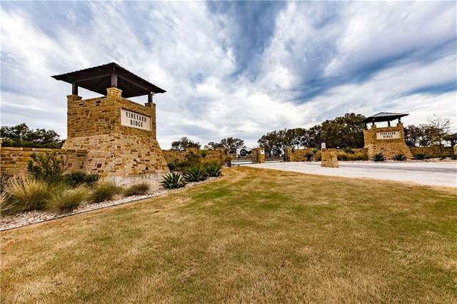 9 Thriving Oak Dr, Fredericksburg, TX 78624 (#4021262) :: The Perry Henderson Group at Berkshire Hathaway Texas Realty