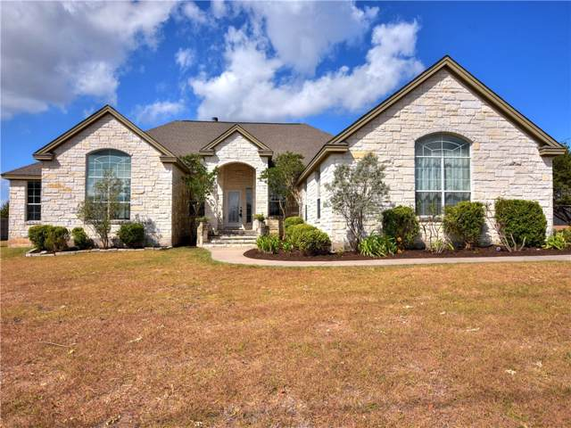 118 Laura Ln, Liberty Hill, TX 78642 (#4022214) :: RE/MAX Capital City