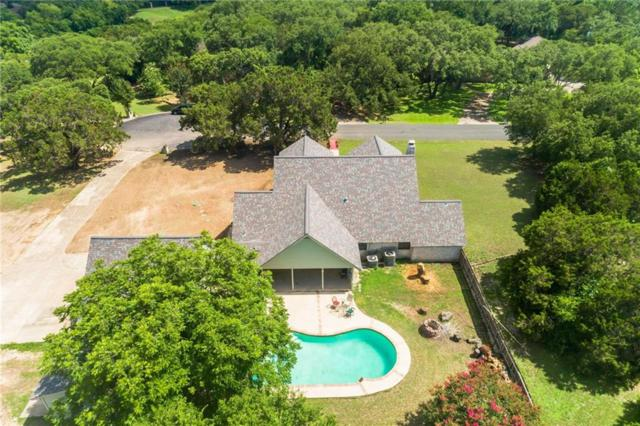 18 Country Dr, Round Rock, TX 78664 (#4022696) :: The Gregory Group
