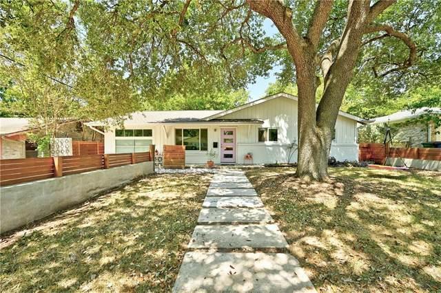 4902 Sylvandale Dr, Austin, TX 78745 (#4023816) :: Papasan Real Estate Team @ Keller Williams Realty