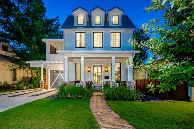 1906 Hether St, Austin, TX 78704 (#4025537) :: The Perry Henderson Group at Berkshire Hathaway Texas Realty