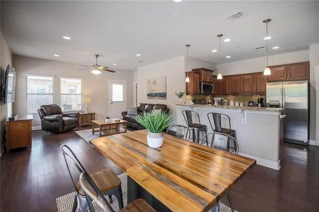 2304 S Lakeline Blvd #252, Cedar Park, TX 78613 (#4027143) :: Papasan Real Estate Team @ Keller Williams Realty