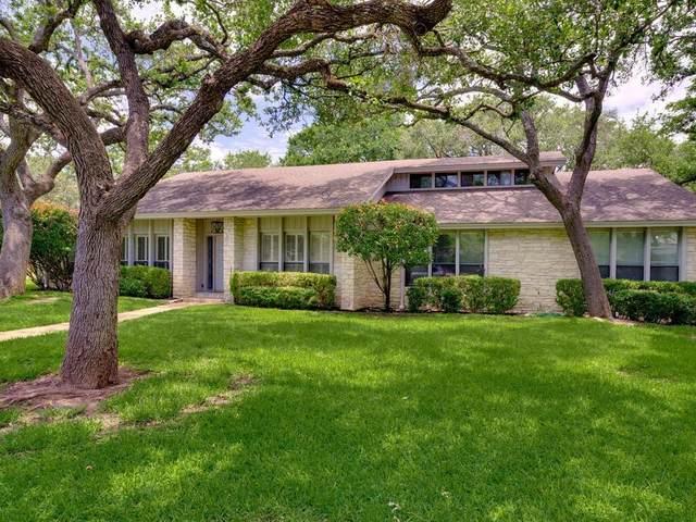 7805 Deer Ridge Cir, Austin, TX 78731 (MLS #4027404) :: Brautigan Realty