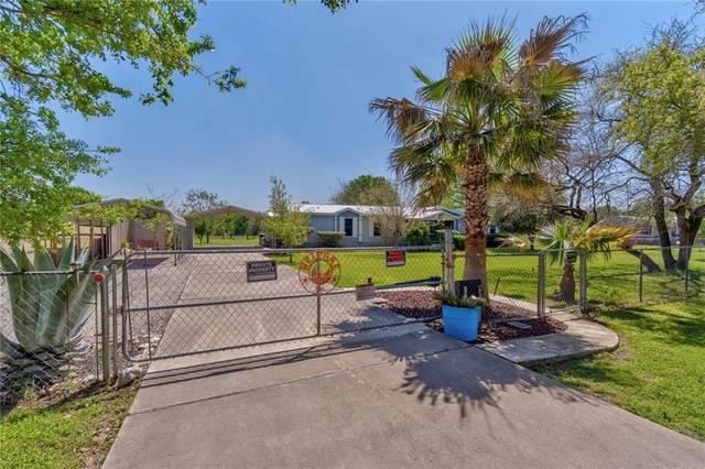 161 Jeffrey Dr, Cedar Creek, TX 78612 (#4028558) :: Ben Kinney Real Estate Team