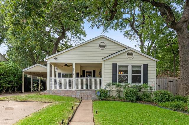903 Newman Dr, Austin, TX 78703 (#4030190) :: The Heyl Group at Keller Williams