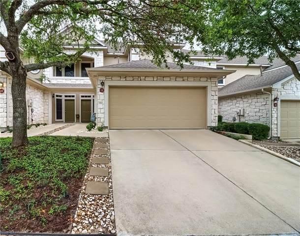 3300 Forest Creek Dr #17, Round Rock, TX 78664 (#4032371) :: Papasan Real Estate Team @ Keller Williams Realty
