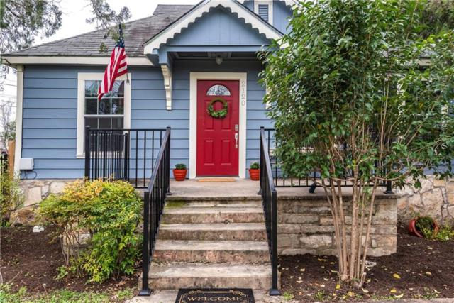 2120 Leander St, Georgetown, TX 78626 (#4035632) :: Papasan Real Estate Team @ Keller Williams Realty