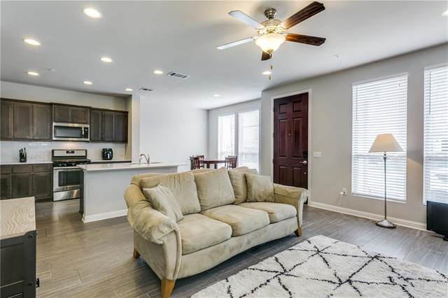 6814 E Riverside Dr #61, Austin, TX 78741 (MLS #4036109) :: Bray Real Estate Group