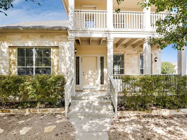 507 Bull Creek Pkwy, Cedar Park, TX 78613 (#4038105) :: The Perry Henderson Group at Berkshire Hathaway Texas Realty