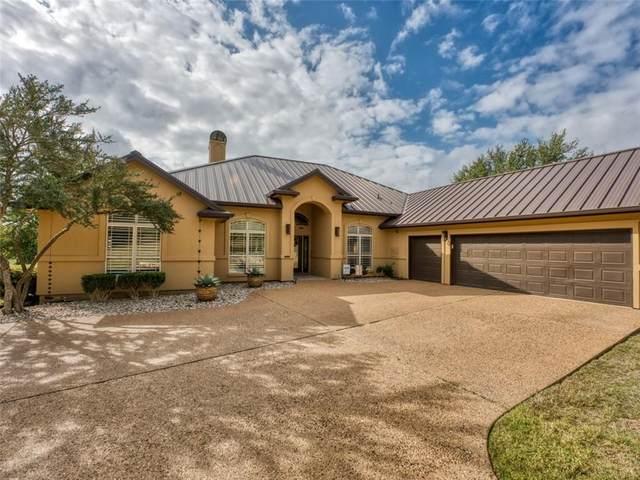 106 White Dove, Horseshoe Bay, TX 78657 (#4038223) :: Ben Kinney Real Estate Team