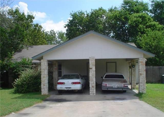 803 Sirocco Dr, Austin, TX 78745 (#4040257) :: Lauren McCoy with David Brodsky Properties