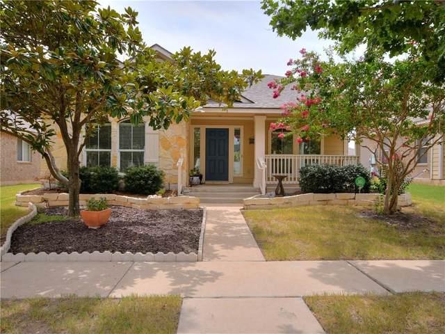 1509 Big Thicket Dr, Cedar Park, TX 78613 (#4040694) :: Papasan Real Estate Team @ Keller Williams Realty