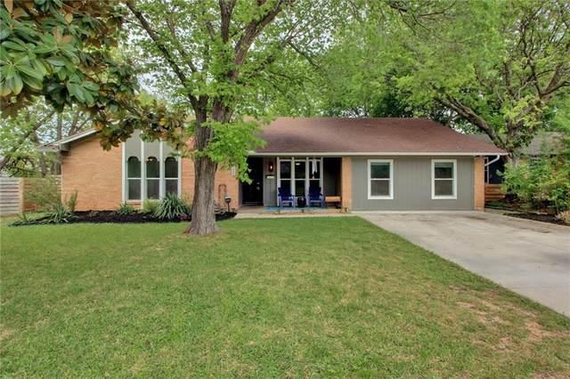 6100 Thames Dr, Austin, TX 78723 (MLS #4040854) :: Vista Real Estate