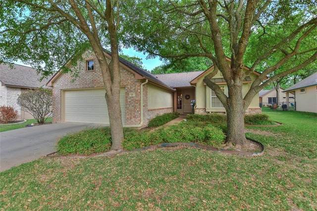 121 Stetson Trl, Georgetown, TX 78633 (#4044956) :: Papasan Real Estate Team @ Keller Williams Realty