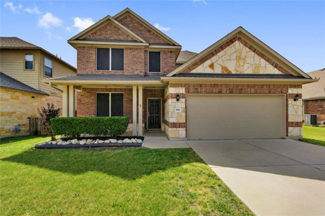 506 Bluehaw Dr, Georgetown, TX 78628 (#4048847) :: RE/MAX Capital City
