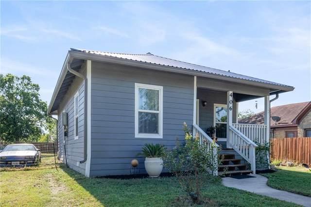406 Vernon St, Taylor, TX 76574 (#4049825) :: Watters International