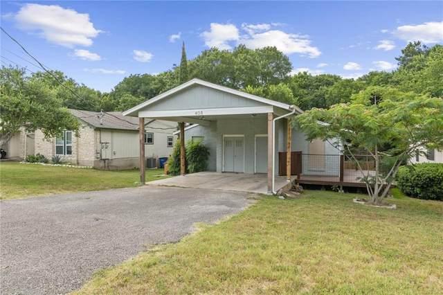 408 W Dittmar Rd, Austin, TX 78745 (#4050692) :: Watters International