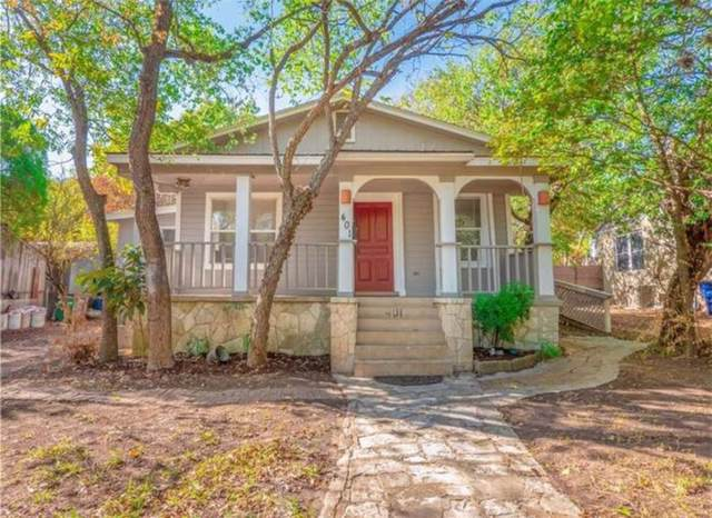 401 Lockhart Dr, Austin, TX 78704 (#4050990) :: The Perry Henderson Group at Berkshire Hathaway Texas Realty