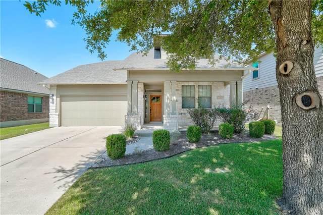 419 Tascate St, Georgetown, TX 78628 (#4052798) :: Ben Kinney Real Estate Team