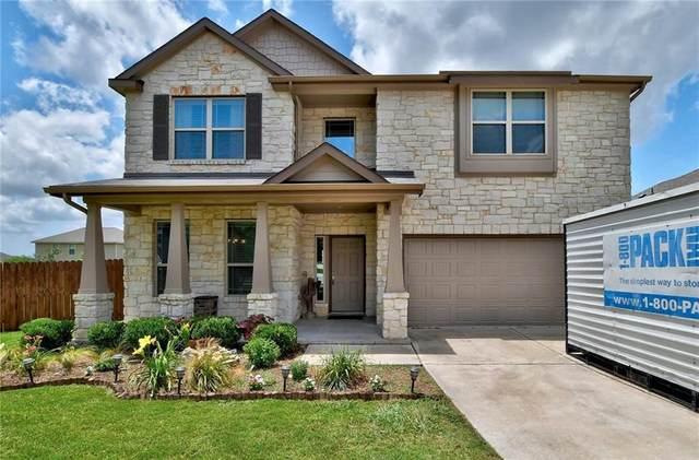 218 Fossilstone Trl, Buda, TX 78610 (#4054072) :: Ben Kinney Real Estate Team