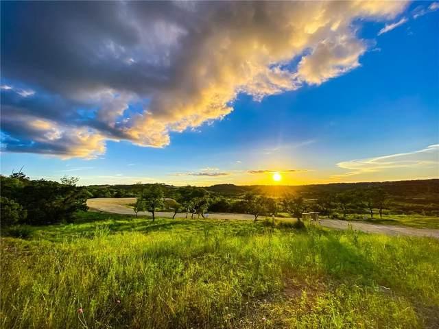 LOT 52 Majestic Hills, Blanco, TX 78606 (#4057106) :: Papasan Real Estate Team @ Keller Williams Realty