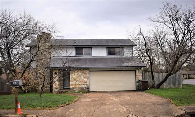425 Chisholm Valley Dr, Round Rock, TX 78681 (#4061139) :: The Perry Henderson Group at Berkshire Hathaway Texas Realty