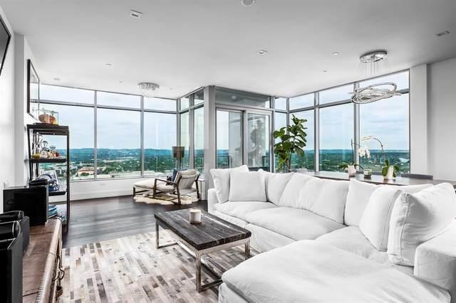 501 West Ave #2504, Austin, TX 78701 (#4061546) :: Papasan Real Estate Team @ Keller Williams Realty