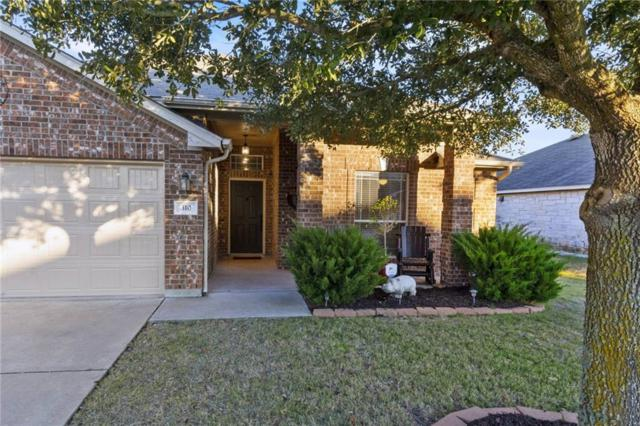 310 Lone Star Blvd, Hutto, TX 78634 (#4061739) :: RE/MAX Capital City