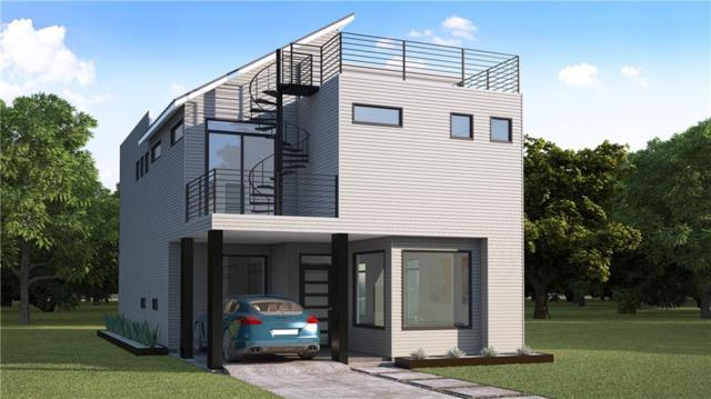 2602 E 13th St, Austin, TX 78702 (#4062534) :: Austin Portfolio Real Estate - Keller Williams Luxury Homes - The Bucher Group