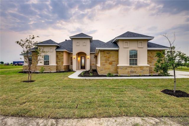 573 County Road 487, Taylor, TX 76574 (#4063142) :: The Heyl Group at Keller Williams
